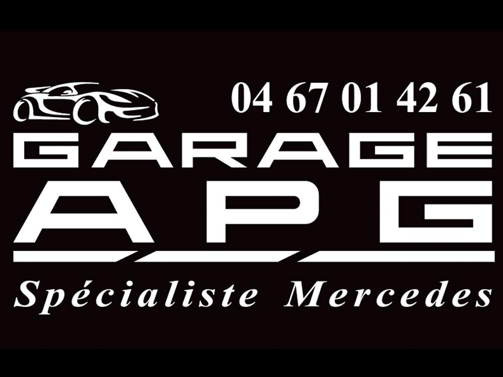 Garage APG - Mercedes